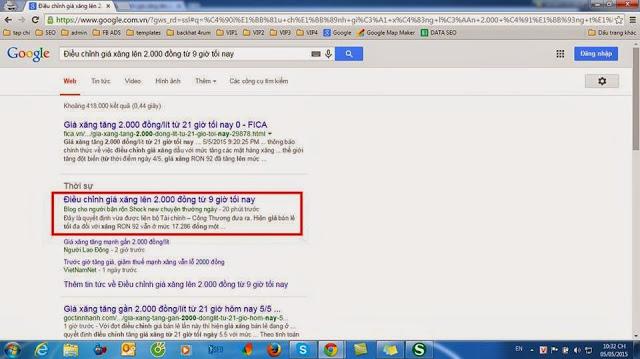 Cách SEO web lên Google News sánh ngang báo lớn