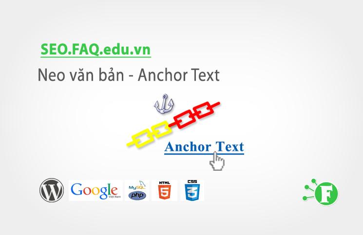 Neo văn bản – Anchor Text