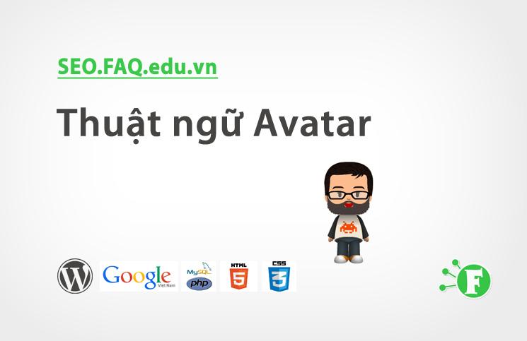 Thuật ngữ Avatar