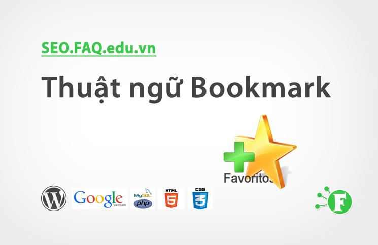 Thuật ngữ Bookmark