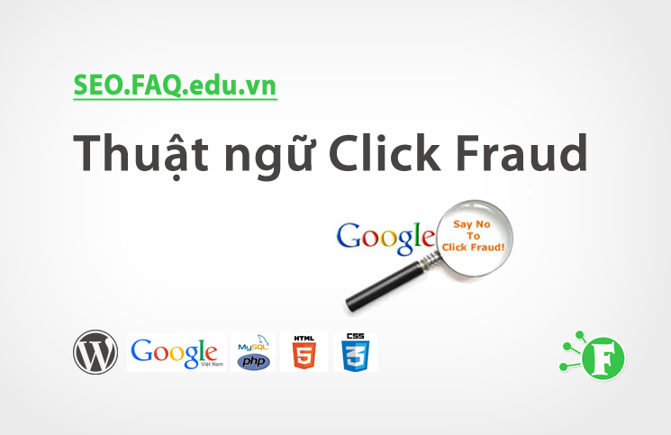 Thuật ngữ Click Fraud