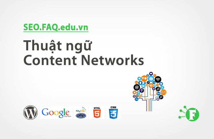 Thuật ngữ Content Networks