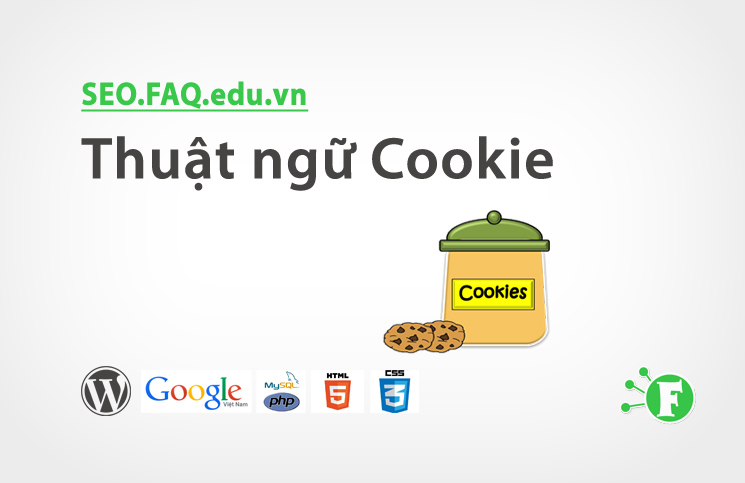 Thuật ngữ Cookie