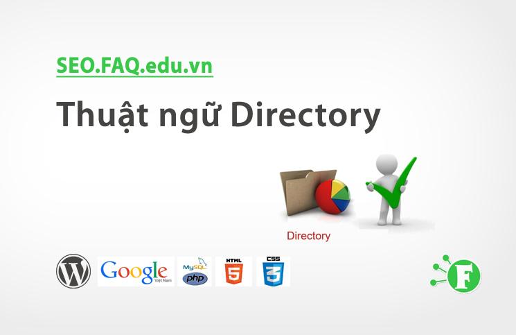 Thuật ngữ Directory