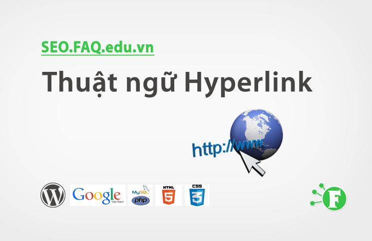 Thuật ngữ Hyperlink