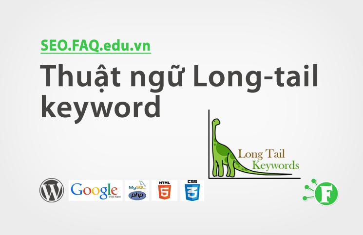 Thuật ngữ Long-tail keyword