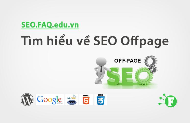 Tìm hiểu về SEO Offpage