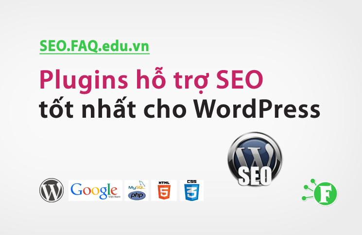 8 Plugins hỗ trợ SEO tốt nhất cho WordPress